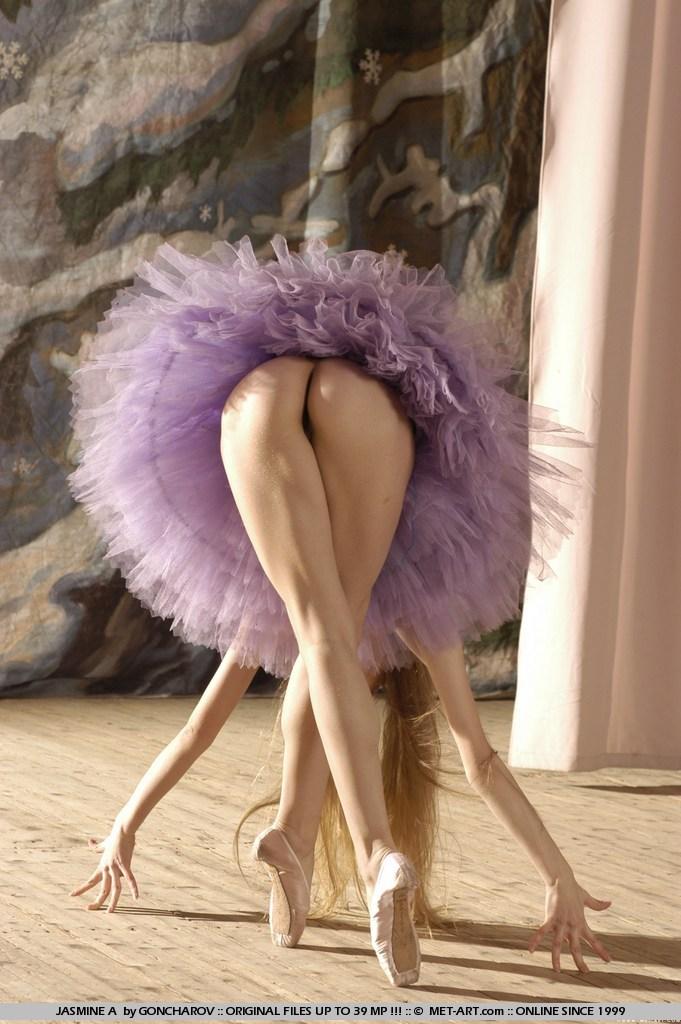 Sey Girl Bent Over Skirt