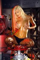Playboy Playmate Charis Boyle