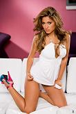 Playboy Playmate Jessica Burciaga